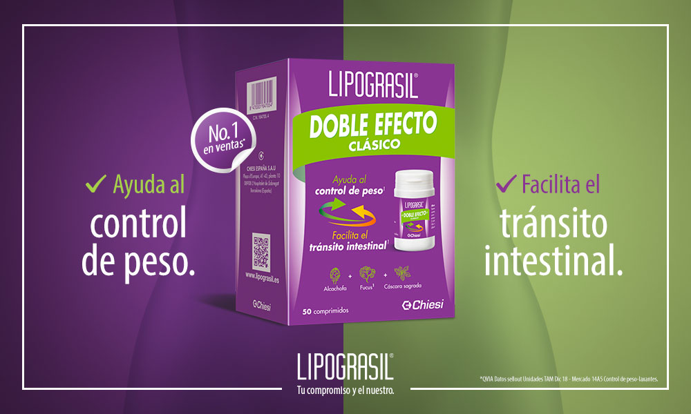 Lipograsil Clásico Doble Efecto